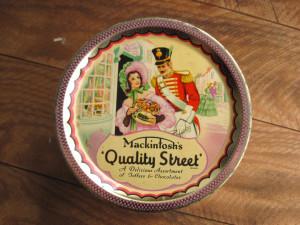 Box quality street
